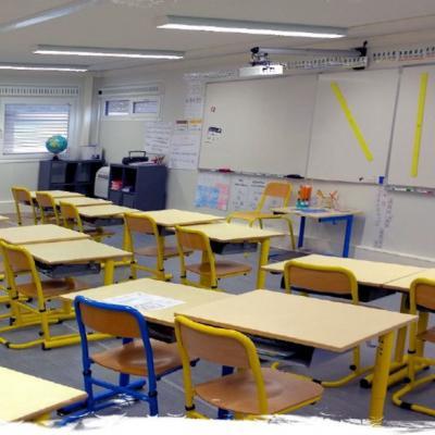 Photo classe des CE