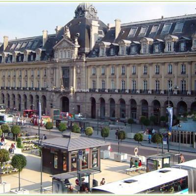 Centre de Rennes